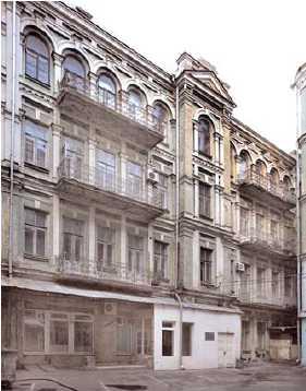 Готель «Ермітаж» у Києві (1906 – 1907…