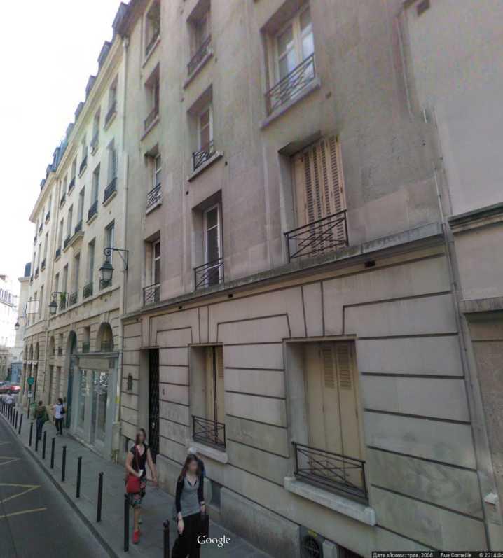 Готель Корнеля в Парижі (1903 р.) -…