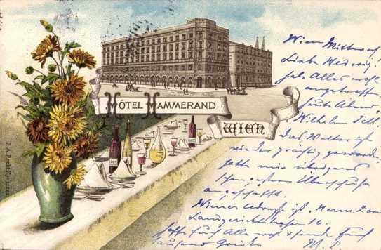 Готель Хамеранд у Відні (1904 р.) -…