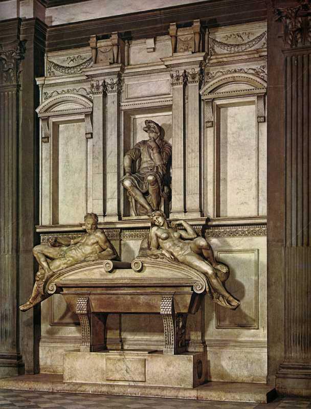 Гробівець Лоренцо Медічі - пам'ятне…
