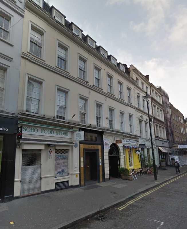 Готель Ведде у Лондоні (1903 р.) -…