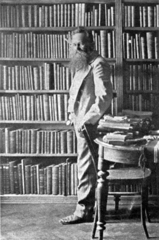 Михаил Грушевский - фото 1905 г.