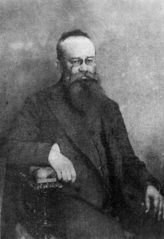 Михайло Грушевський - фото 1906 р.