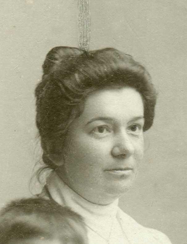 Ганна Сергіївна Шамрай - фото 1907 р.