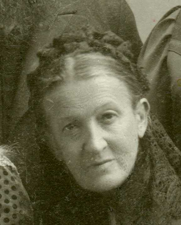 Глафира Захаровна Грушевская - фото…