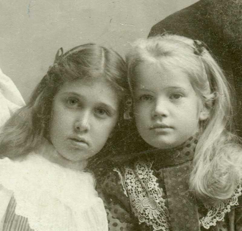 Ольга Шамрай і Катерина Грушевська -…