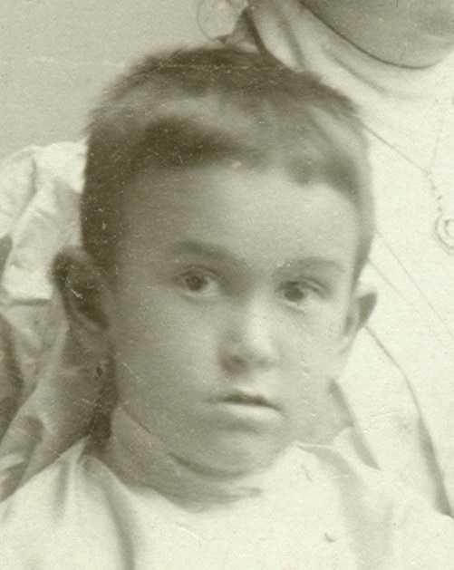 Сергій Шамрай - фото 1907 р.