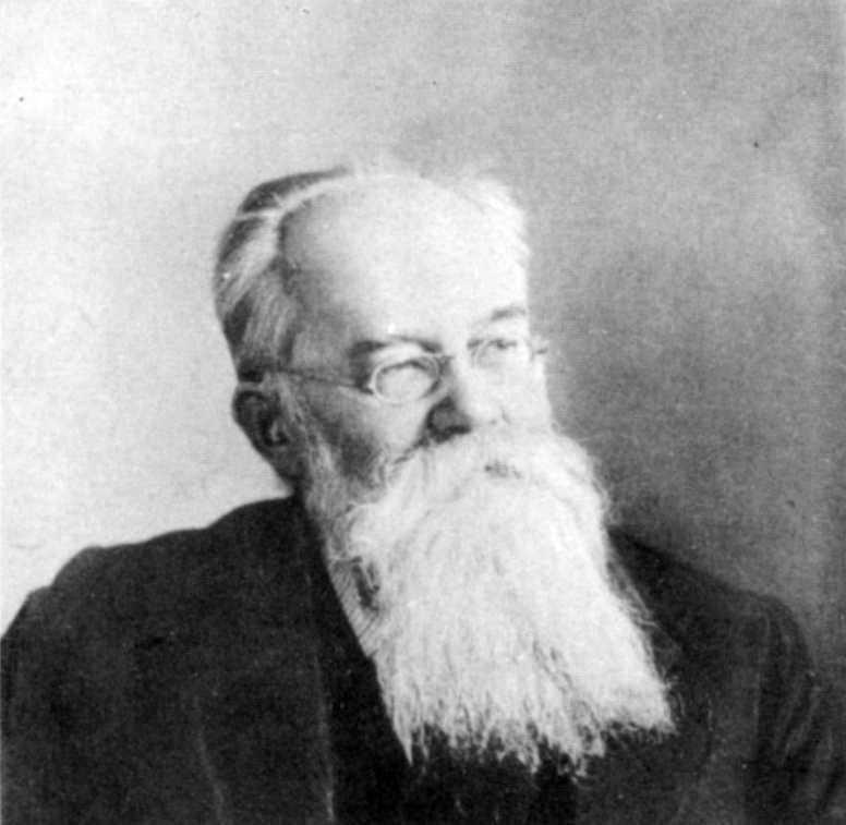Михайло Грушевський - фото 1914 р.