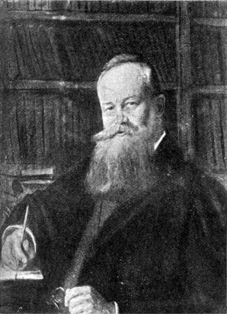 Михайло Грушевський - фото 1910 р.
