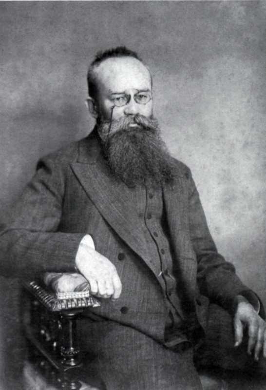Михаил Грушевский - фото 1913 г.