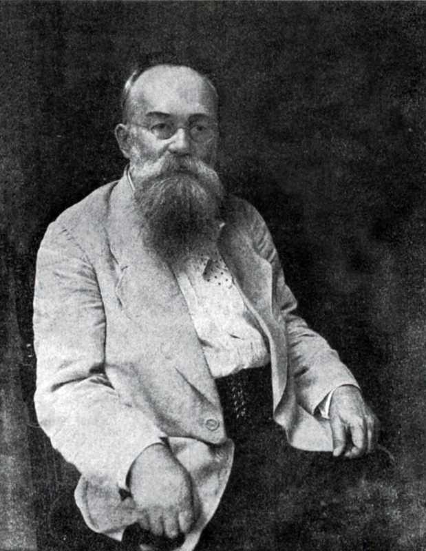 Михайло Грушевський - фото 1917 р.