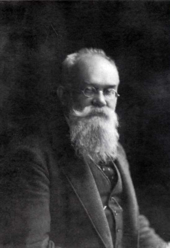 Михайло Грушевський - фото 1919 р.